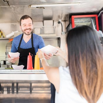 Food Truck Web Page Package